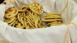 Tortillas de maíz. Fuente: Seproyco